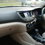 2016 Hyundai Tucson passenger area Review