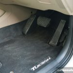 2016 Hyundai Tucson pedals Review