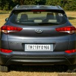 2016 Hyundai Tucson rear Review