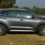 2016 Hyundai Tucson side Review