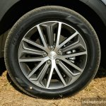 2016 Hyundai Tucson wheel Review