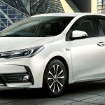 2016 Toyota Corolla Altis (facelift) malaysia