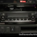 2016 Toyota Fortuner HVAC controls launch