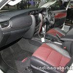2016 Toyota Fortuner TRD Sportivo dashboard at the 2016 Thai Motor Expo