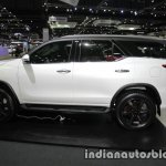 2016 Toyota Fortuner TRD Sportivo  side at the 2016 Thai Motor Expo