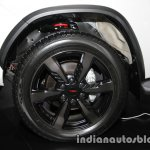 2016 Toyota Fortuner TRD Sportivo wheel at the 2016 Thai Motor Expo