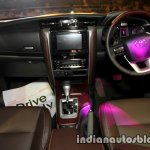 2016 Toyota Fortuner dashboard launch