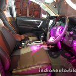 2016 Toyota Fortuner front cabin launch