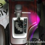 2016 Toyota Fortuner gear selector launch