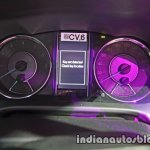 2016 Toyota Fortuner instrument cluster launch