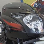 2017 Bajaj Pulsar 150 headlamp