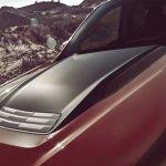 2017 Chevrolet Colorado ZR2 hood vent