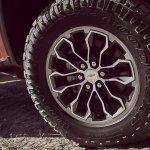 2017 Chevrolet Colorado ZR2 wheel
