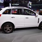 2017 Chevrolet Tracker profile at 2016 Bogota Auto Show