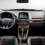 2017 Ford EcoSport (facelift) interior dashboard