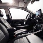 2017 Ford EcoSport (facelift) interior seats