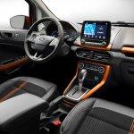 2017 Ford EcoSport (facelift) interior
