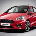 2017 Ford Fiesta leaks out early