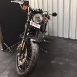 2017 Harley-Davidson Roadster front