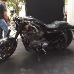 2017 Harley-Davidson Roadster left side