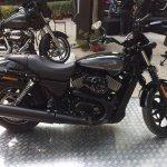 2017 Harley-Davidson Street 750 profile