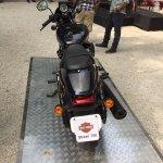 2017 Harley-Davidson Street 750 rear