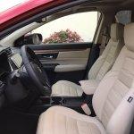 2017 Honda CR-V front seats live image