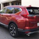 2017 Honda CR-V rear live image