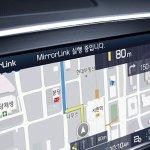 2017 Hyundai Grandeur infotainment system