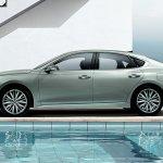 2017 Hyundai Grandeur profile