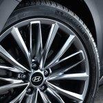 2017 Hyundai Grandeur wheel