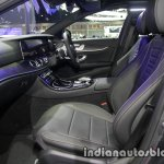 2017 Mercedes E-Class Estate front seats at 2016 Thai Motor Expo