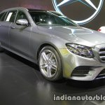 2017 Mercedes E-Class Estate front three quarters at 2016 Thai Motor Expo