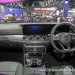 2017 Mercedes E-Class Estate interior dashboard at 2016 Thai Motor Expo
