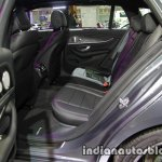 2017 Mercedes E-Class Estate rear seats at 2016 Thai Motor Expo