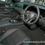 2017 Mercedes E-Class interior at 2016 Thai Motor Expo