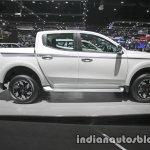 2017 Mitsubishi Triton right side at 2016 Thai Motor Show