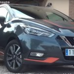 2017 Nissan Micra video screenshot
