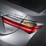 2017 Toyota Corolla Altis taillamp Thailand