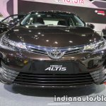 2017 Toyota Corolla front at 2016 Thai Motor Expo