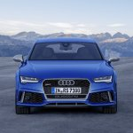 Audi RS 7 Performance front press image