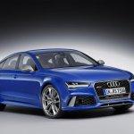 Audi RS 7 Performance front quarter press image