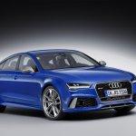 Audi RS 7 Performance front three quarter press image