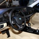 BMW 1 Series sedan interior world debut