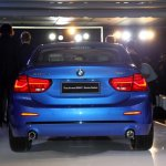BMW 1 Series sedan rear world debut