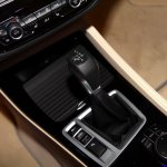 BMW 1 Series sedan floor console world debut