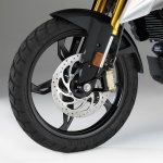 BMW G 310 GS wheel and brake studio image
