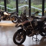 BMW Motorcycles at Jakarta showroom launch