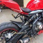 Benelli TNT 300 Ducati lookalike rear suspension