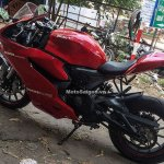 Benelli TNT 300 Ducati lookalike side left